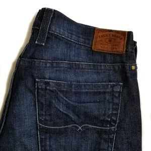 Lucky Brand Jeans - Lucky Brand Sweet N' Straight blue jeans 6/28